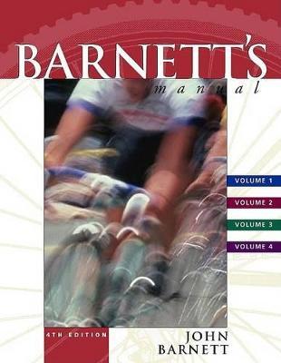 Barnett's Manual: The Ultimate Technical Bicycle Repair Manual (Hardback)