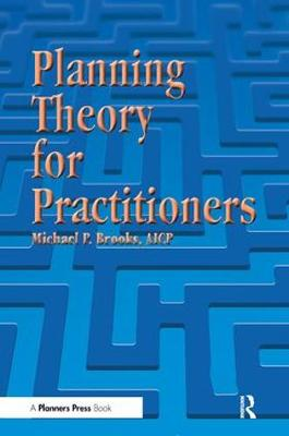 Planning Theory for Practitioners (Paperback)