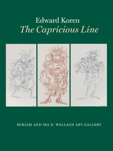 Edward Koren: The Capricious Line (Paperback)