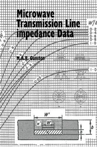 Microwave Transmission Line Impedence Data - Electromagnetics and Radar (Hardback)