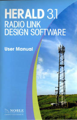 HERALD 3.1 Radio Link Design Software (CD-ROM)