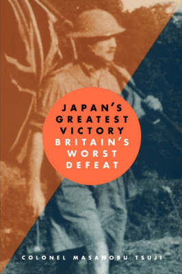 Japan's Greatest Victory/ Britain's Greatest Defeat (Paperback)