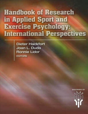 Handbook of Research in Applied Sport & Exercise Psychology: International Perspectives (Hardback)