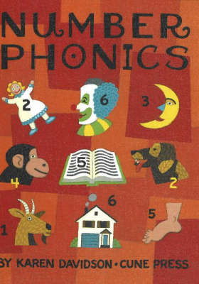Number Phonics: A Complete Learn-by-Numbers Reading Program for Easy One-on-One Tutoring of Children (Hardback)