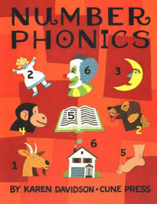 Number Phonics: A Complete Learn-by-Numbers Reading Program for Easy One-on-One Tutoring of Children (Paperback)