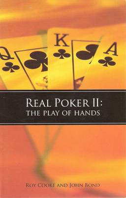 Real Poker II: The Play of Hands (Paperback)