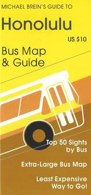 Honolulu: Bus Map and Guide (Sheet map, folded)