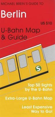 Berlin: U-Bahn Map & Guide (Sheet map, folded)