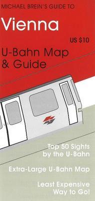 Vienna: U-Bahn Map & Guide (Sheet map, folded)