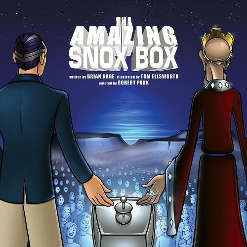 Amazing Snox Box (Hardback)
