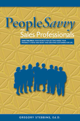 PeopleSavvy for Sales Professionals (Paperback)
