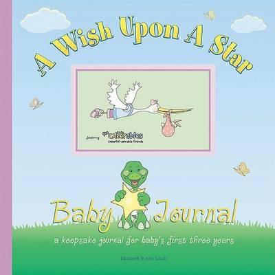 Wish Upon a Star Baby Journal (Hardback)