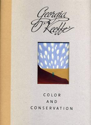 Georgia O'Keeffe: Color and Conservation (Hardback)