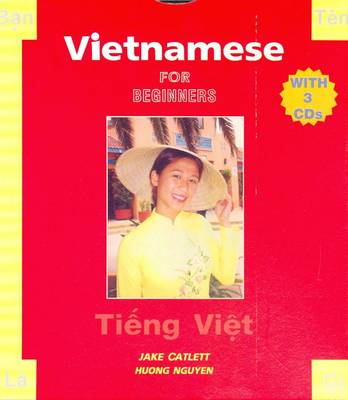 Vietnamese for Beginners (CD-Audio)