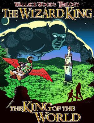 King of the World - Wizard King Trilogy Bk. 1 (Paperback)
