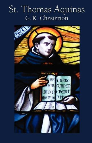 St. Thomas Aquinas (Paperback)