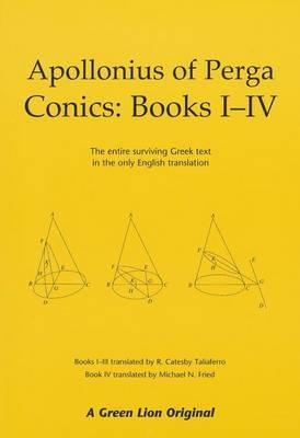 Conics Books I-Iv (Paperback)