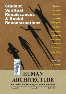 Student Spiritual Renaissances & Social Reconstructions (Paperback)