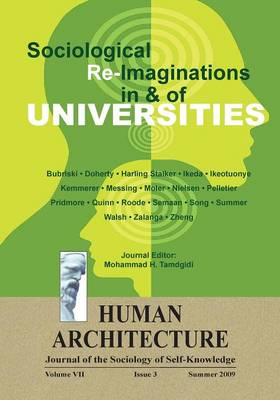 Sociological Re-Imaginations in & of Universities (Paperback)