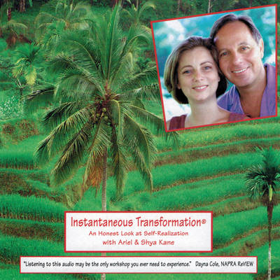 Instantaneous Transformation: An Honest Look at Self-Realization (CD-Audio)