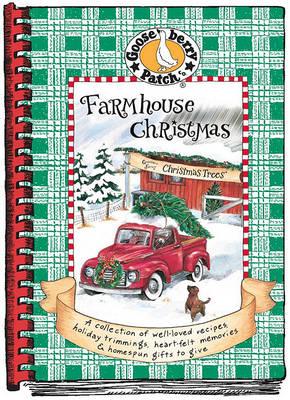 Farmhouse Christmas Cookbook - Seasonal Cookbook Collection (Spiral bound)