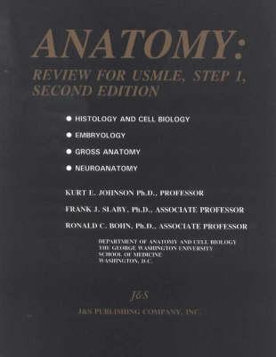 Anatomy: Review for USMLE, Step 1 (Paperback)