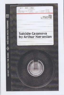 Suicide Cassanova (Hardback)
