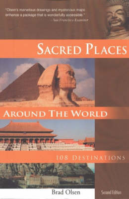 Sacred Places Around the World: 108 Destinations (Paperback)