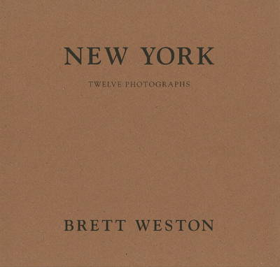 New York: Twelve Photographs (Paperback)