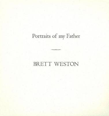 Portraits of My Father (Paperback)