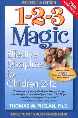 1-2-3 Magic: Effective Discipline for Children 2-12 (Paperback)