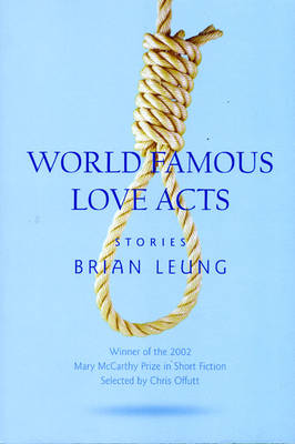 World Famous Love Acts (Paperback)