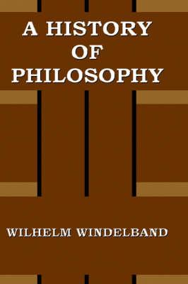 A History of Philosophy (Hardback)