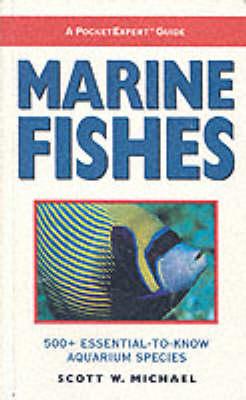 Marine Fishes: 500+ Essential-to-know Aquarium Species - PocketExpert Guide (Paperback)