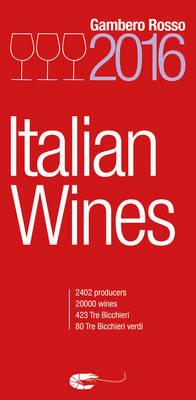 Italian Wines 2016 (Paperback)
