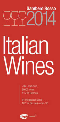 Italian Wines 2014 (Paperback)