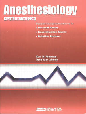 Anesthesiology - Pearls of Wisdom S. (Paperback)