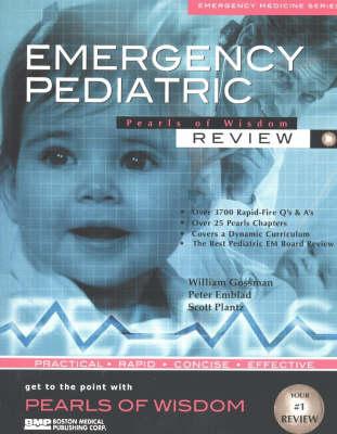 Emergency Pediatric Review - Pearls of Wisdom S. (Paperback)