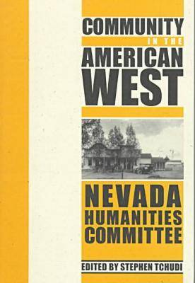 Community in the American West (Paperback)