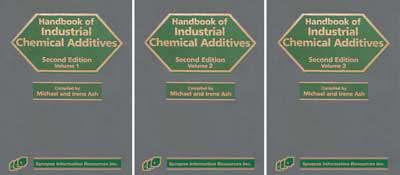 Handbook of Industrial Chemical Additives (Hardback)