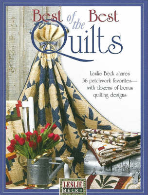 Best of the Best Quilts (Paperback)