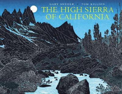 The High Sierra of California (Paperback)