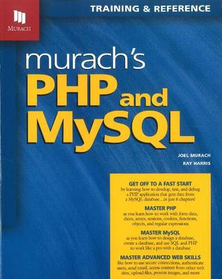 Murach's PHP & MySQL (Paperback)