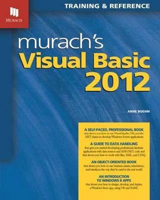Murachs Visual Basic 2012 (Paperback)