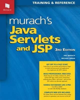 Murachs Java Servlets & JSP (Paperback)