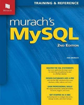 Murachs MySQL (Paperback)