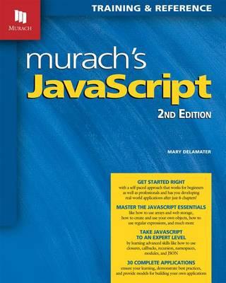 Murach's JavaScript (Paperback)