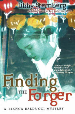Finding the Forger: A Bianca Balducci Mystery (Paperback)