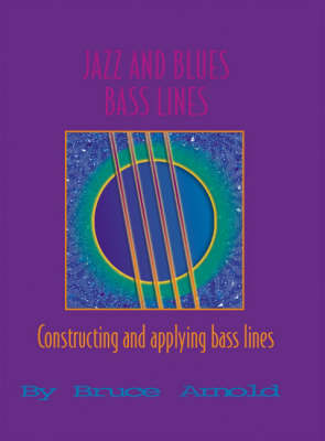 Jazz and Blues Bass Lines (Spiral bound)