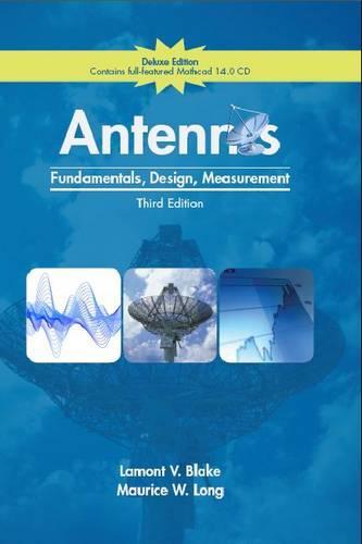 Antennas: Antennas (with MathCAD 14.0) WITH MATHCAD (Hardback)